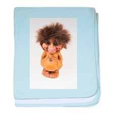 Be my Troll baby blanket
