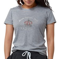 Keep calm and drink beer Womens Burnout Tee
