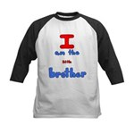 I am the little brother.png Baseball Jersey