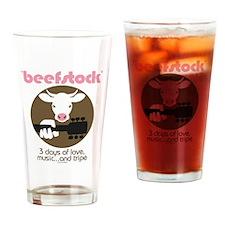 BEEFSTOCK Drinking Glass