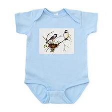 Chickadee inspection Body Suit