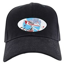 Unique Airplane cartoons Baseball Hat