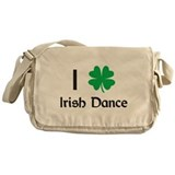 Cute St patricks day Messenger Bag