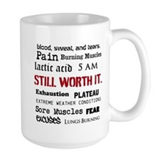 Still Worth It Mug