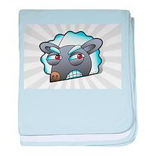 sheepbite baby blanket