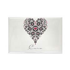 Love Cora Rectangle Magnet (10 pack)