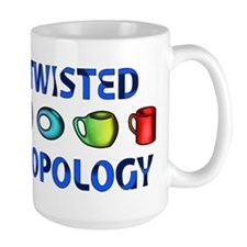 Twisted Topology Mug
