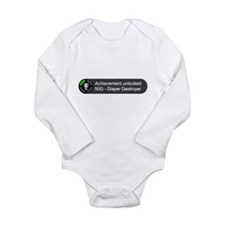 Diaper Destroyer (Achievement) Body Suit