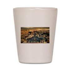 St Peters Square Shot Glass