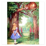 ALICE_cheshire_cat_10x14x.png 5.25 x 5.25 Flat Car