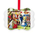 SQ ALICE QUEEN.png Picture Ornament