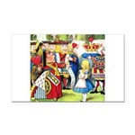 SQ ALICE QUEEN.png Rectangle Car Magnet