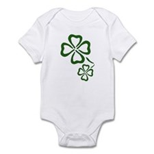 Four Leaf Clovers Body Suit