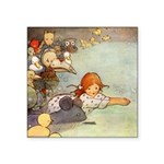 Alice in Wonderland006 SQ.png Square Sticker 3