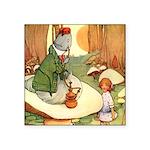 Alice in Wonderland009_SQ.png Square Sticker 3