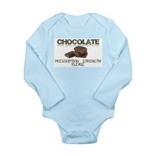 Chocolate Prescription Strength Please Body Suit