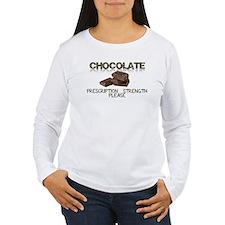 Chocolate Prescription Strength Please Long Sleeve