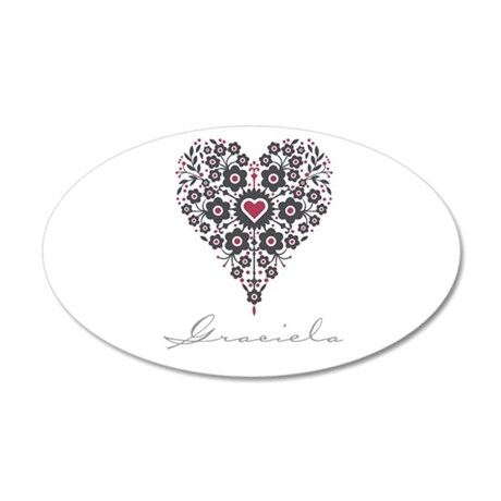 Love Graciela Wall Decal