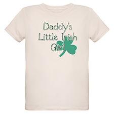 Daddys Little Irish Girl T-Shirt
