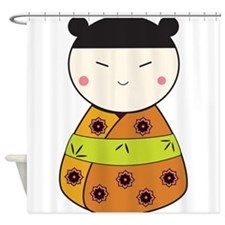 japanese_doll_shower_curtain?height=225&width=225