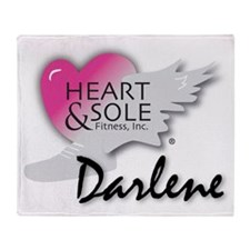 Darlene Throw Blanket