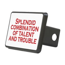 Talent and Trouble Hitch Cover
