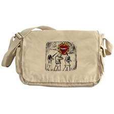 Cool Lucas Messenger Bag