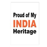 Proud India Heritage Postcards (Package of 8)