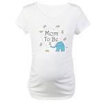 Mom to Be Maternity Elephant Maternity T-Shirt