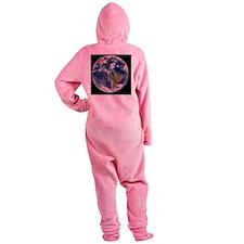 e image - Footed Pajamas