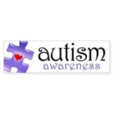 Autism Awareness (Pl) Bumper Bumper Sticker