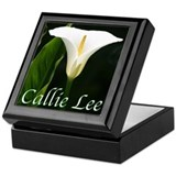 Callie Lee Keepsake Box