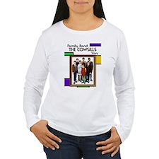 Cowsills Poster Long Sleeve T-Shirt