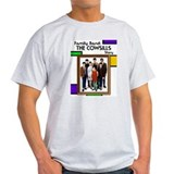 Cowsills Poster T-Shirt