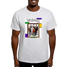 Cowsills Poster T-Shirt