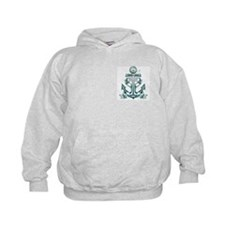 Liberty Army Hoodie (front & back design)