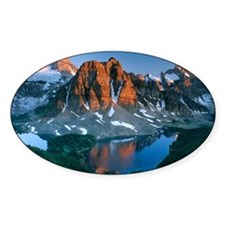 Mount Assiniboine - Decal