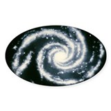 The Milky Way - Decal