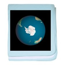 Earth - Baby Blanket