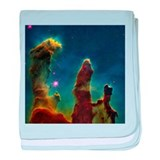 Gas pillars in the Eagle Nebula - Baby Blanket