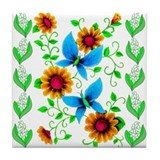 Lily of the Valley Tile