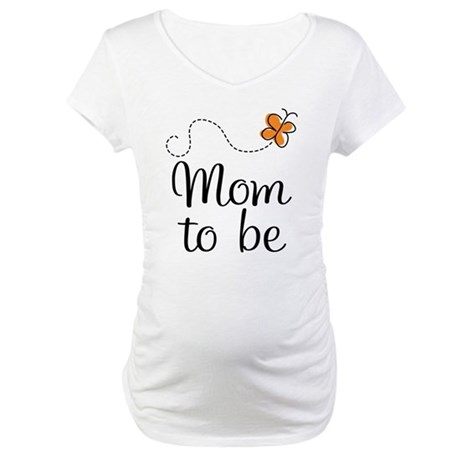 Mom To Be Pregnancy Maternity T-Shirt