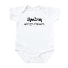 Sexy: Madisen Infant Bodysuit