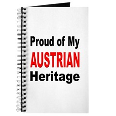Proud Austrian Heritage Journal