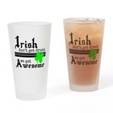 Cool St pats Drinking Glass