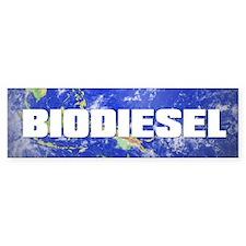BIODIESEL Bumper Bumper Sticker