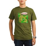 Carcassonne - Howdy Neighbor! Shir T-Shirt