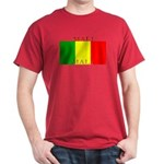 Mali Malian Flag Dark T-Shirt