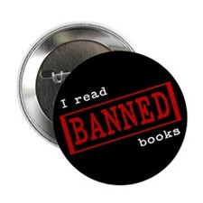 "Banned Books 2.25"" Button (10 pack)"
