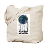 Global Community Volunteers Tote Bag